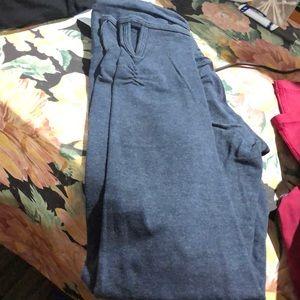 🍋 Lululemon 🍋 Soft Pima cotton tights